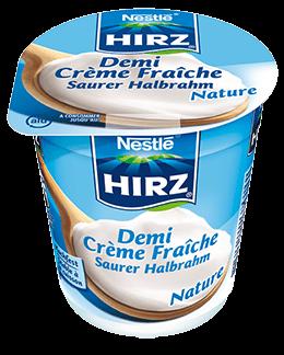 Demi Crème Fraîche Nature