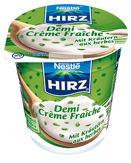 Demi Crème Fraîche aux herbes