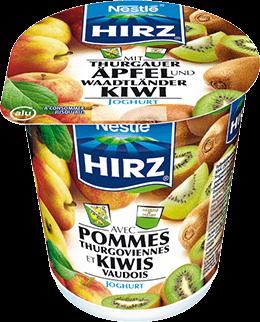 Thurgauer Äpfel und Waadtländer Kiwi