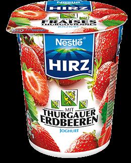 Thurgauer Erdbeere