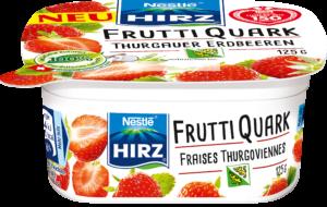 Frutti Quark <br> Thurgauer Erdbeeren