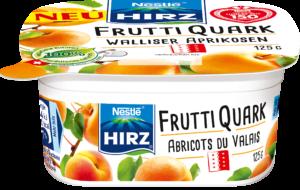 Frutti Quark <br> Walliser Aprikosen