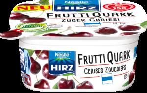 Frutti Quark <br> Zuger Chriesi
