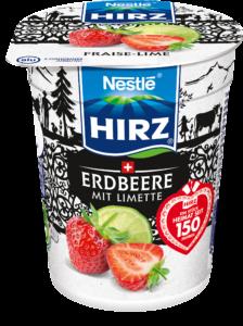 Jubiläumsedition <br> Erdbeere-Limette