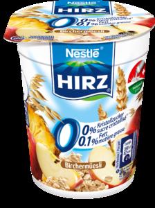 Joghurt Birchermüesli 0%