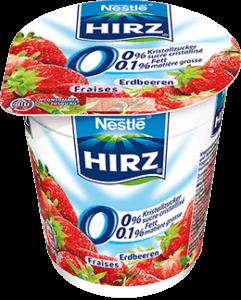 Joghurt Erdbeer 0%