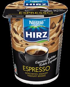 Joghurt Espresso Splitter