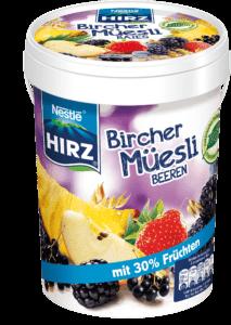 Birchersnack Beeren 1kg