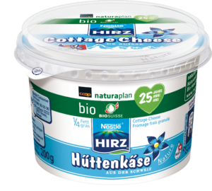 Cottage Cheese Nature BIO 200g