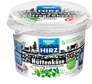 Cottage Cheese Herbes des Alpes Suisse
