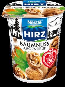 Baumnuss-Ahornsirup