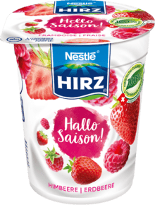 Hirz Erdbeere-Himbeere All Natural