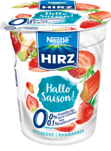 Hirz 0% Strawberry-Rhubarb