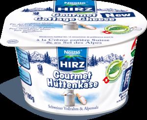 HIRZ Hüttenkäse Gourmet